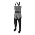 Men's Swamp Series Insulated Breathable Waders- Black