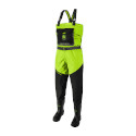 Men's Swamp Series Insulated Breathable Waders- Lime
