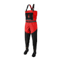 Men's Swamp Series Insulated Breathable Waders- Red