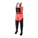 Women's Swamp Series Insulated Breathable Waders- Coral