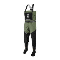 Women's Swamp Series Insulated Breathable Waders- Olive
