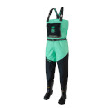 Women's Swamp Series Insulated Breathable Waders- Tiffany