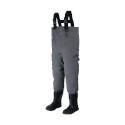 Youth Series Breathable Waders- Grey