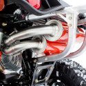 Can-Am Renegade 500-850 Performance Series Brushed Dual Full System Exhaust