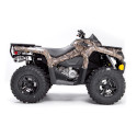 Can-Am Outlander 450 Performance Series Brushed Slip On Exhaust