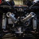 Can-Am Maverick/MAX Performance Series Brushed Dual ? System Exhaust