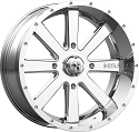 MSA M34 Flash 18x7 Chrome