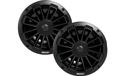 MB Quart 6.5 Inch 2-Way Coaxial Black Nautic Speaker System