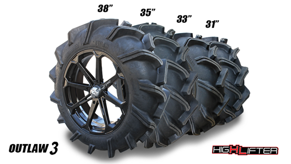Outlaw 3 Tire 35x9 20