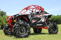 "8"" Big Lift without Trailing Arms Polaris RZR XP 1000 with DHT XL Axles"