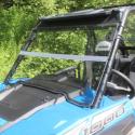 Slasher Flip Windshield Maverick/MAX 2013