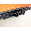 "2"" Rear Receiver Hitch for the Mahindra Roxor"