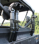 High Lifter Riser Snorkel Can-Am Defender