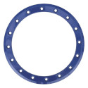 15 Inch SB-3 Beadlock Color Ring Blue